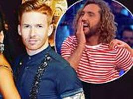 Strictly Come Dancing: Neil Jones gets into 'FURIOUS showdown' with Seann Walsh