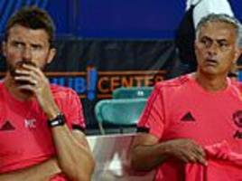 michael carrick backs jose mourinho to honour manchester united's tradition of blooding youngsters