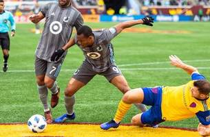 With two goals wiped due to offsides, Minnesota United loses 1-0