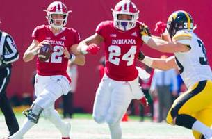 Indiana's secondary torched against Iowa in 42-16 loss