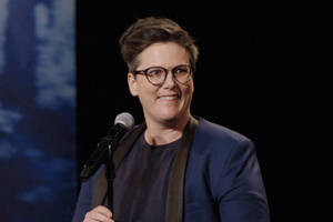 hannah gadsby says she's unlikely to host 'snl' because 'they're not so fond of my work'