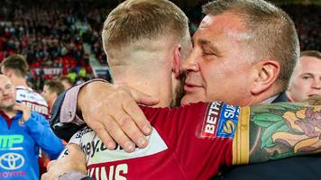 shaun wane: departing wigan coach 'lived the dream' at hometown club over 30 years