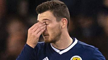 Some people in Scotland prefer us to do badly - Robertson