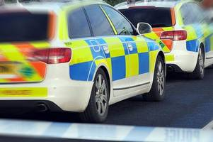 A127 crash: Police arrest two men after chase saw car smash into a wall