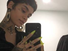 oh baby! kehlani announces pregnancy w/ heartfelt message & pics