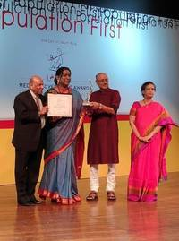 gender sensitive unconventional media campaigns awarded at laadli media awards this year