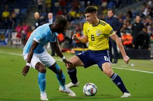 celtic star kieran tierney leads scotland call-offs as aberdeen pair come in to the squad