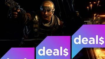 call of duty: black ops 4 and assassin's creed odyssey on sale, plus more gaming deals