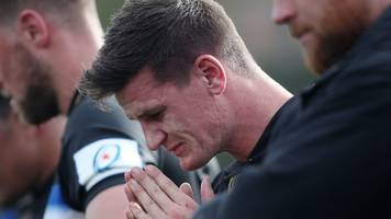 freddie burns: bath full-back makes two calamitous errors as toulouse hold on