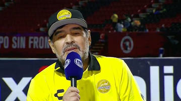 Diego Maradona Slams Lionel Messi in Bewildering Post-Game Interview