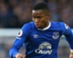ademola lookman hopes to get more everton chances with stint of hard work