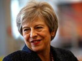 chuck chequers or risk letting in corbyn: tory party split over may's brexit deal
