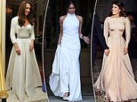 Royal wedding: Princess Eugenie broke with tradition in Zac Posen dress