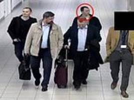 Hunt for Russian sleeper agents 'planning a series of attacks'