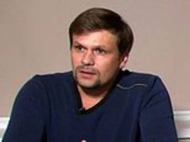 russian hitmen behind salisbury poisoning to be hit with europe-wide sanctions