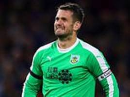 tom heaton admits he may move away from burnley in january after losing his place to joe hart