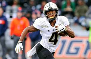 Purdue routs Illinois on the way to a 46-7 win