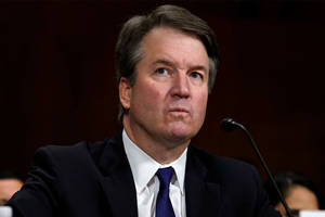 a kavanaugh book is already on the way so we can relive the confirmation drama all over again