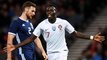 Scotland 0-3 Portugal: Alex McLeish's men beaten by ruthless Portugal