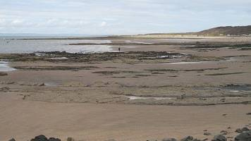 man dies on beach after beer festival near longniddry