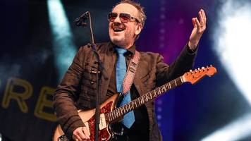 elvis costello revives an old friend on his new album look now