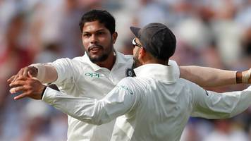 umesh helps india clinch series against west indies