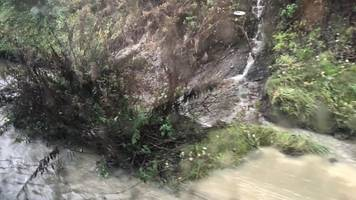 Rail services resume as Lakes landslip cleared