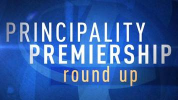 watch some of the best tries from the weekend's principality premiership