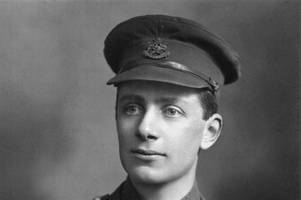 Nottingham war hero to have story told in project to commemorate veterans