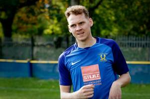 Adam Loveridge double secures victory for Cheltenham Saracens over nearest rivals Easington Sports as perfect start continues