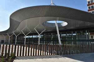 your chance to look around gloucester's new bus station before vehicles begin rolling in and out
