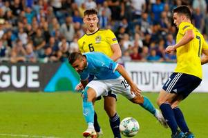 john mcginn reveals celtic star kieran tierney apologised to team after israel og but insists it wasn't needed