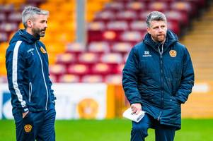 motherwell legend colin o'neill slams stephen robinson and brands keith lasley 'a waste of time'