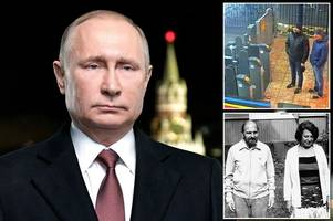 Russian spies target retired MI6 officers and British diplomats to 'turn traitor' for desperate Putin