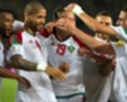 WATCH: Unlucky Comoros surrender to Morocco