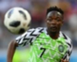 Four Super Eagles who must up their game against Libya