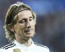 'Modric transfer to Inter is fantasy football' - Guardiola doesn't expect Real Madrid star to move