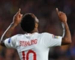 ending england drought a 'beautiful feeling' – sterling