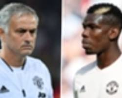 'it is easy to create your own monster' - how pogba & mourinho row would be handled by triple h