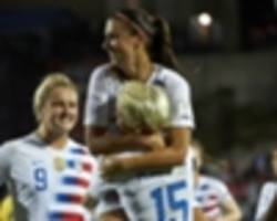USWNT World Cup qualification came easily, but is still an accomplishment