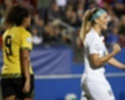 United States qualifies for World Cup by beating Jamaica