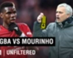 video: paul pogba is still manchester united's de facto captain