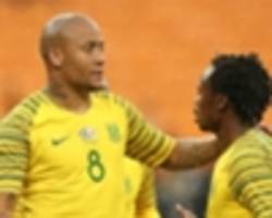 watch: percy tau scores as south africa obliterate seychelles