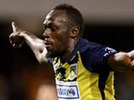 Bolt 'offered two-year contract at Champions League-chasing club'