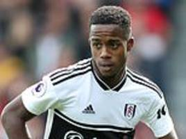 Fulham starlet Ryan Sessegnon heads Young Sports Personality of the Year award shortlist
