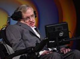 stephen hawking´s words from beyond the grave bring...
