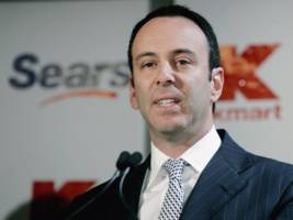 'i've decided to step down as ceo': eddie lampert sends email to sears employees after the company files for bankruptcy (shld)