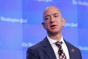 Amazon's Jeff Bezos: Social Media Inflames 'Identity Politics, Tribalism'