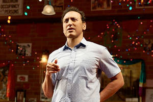 'Sakina's Restaurant' Theater Review: Aasif Mandvi Explores the Many Faces of Indian Americans