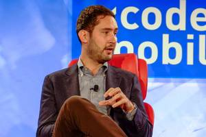 Kevin Systrom on quitting Instagram: 'No one ever leaves a job because everything's awesome'
